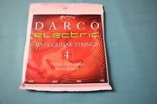 Darco Electric Bass Guitar Strings D9700L Light Gauge Nickel