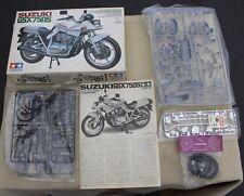 Tamiya Suzuki Gsx750S Motorcycle Model Kit No. 1415 Unbuilt 1/12 Scale Katana