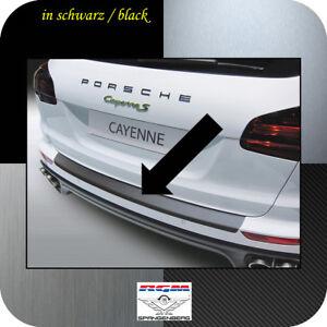 Einstiegsleisten Schweller für Porsche Cayenne 2010-2017 Led Edelstahl Chrom 2x