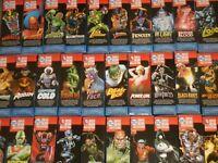 DC / Marvel Comics Superhero Figure Reissue Collection Eaglemoss: Lobo, She-Hulk