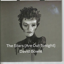 """DAVID BOWIE """"The Stars (Are out Tonight)"""" 2 Track 7 Inch white VINYL RSD 2013"""