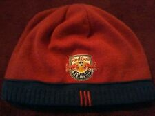 Men's New York Red Bulls adidas Red Authentic Team  Knit Beanie