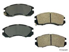 Disc Brake Pad Set-Advics Front WD EXPRESS fits 90-96 Subaru Legacy