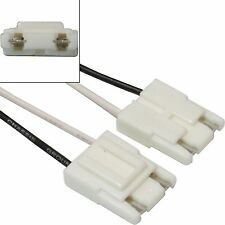 Speaker Connector Harness Wire Adapter 72-4500 Connection Clip Pair US Seller