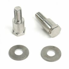 Stainless Steel Striker Bolts For Large Bear Claw Latch AutoLoc AUTBCSBL street