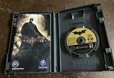 Batman Begins (Nintendo GameCube, 2005), Used, Vg, manual included
