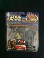 Star Wars Attack of the Clones Yoda Jedi Master with Force Power! - Brand New!
