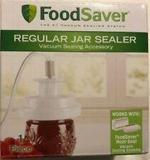 New/Never Opened  FoodSaver Regular Mouth Mason Jar Sealer - Ships Fast, Free!