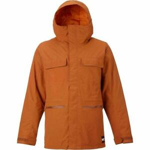 New 2017 Burton Mens Encore Snowboard Jacket Small True Penny