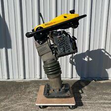 Wacker Neuson Bs60-4 Jumping Jack Gx Honda Gas Engine Rammer 46hrs