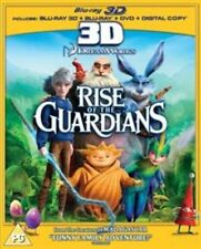 Rise of the Guardians (Blu-ray 3D + Blu-ray) [Region Free], 50513...