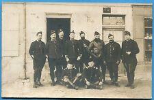 CPA PHOTO: Soldats du 3° Régiment de Dragons / Guerre 14-18