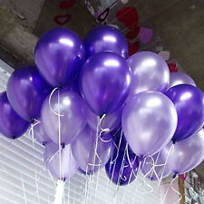 100pcs Latex Pearl Balloons Helium Celebration Party Wedding Birthday decoration
