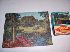 Vintage TUCO Deluxe Picture Puzzle  -- over 300 pieces