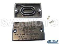 YAMAHA DT80 LC2 Hauptbremszylinder Bremsflüssigkeitsbehälter- Deckel Membran Kit