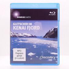 Discovery HD - SUNRISE EARTH - Gletscher im Kenai Fjord, Blu-ray Disc, NEU