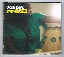 DREW DAVE - SYNTHBASED - CD 14 TITRES - 2015 - NEUF NEW NEU