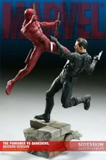 Sideshow Punisher vs Daredevil Statue Marvel Comics Marvel modern version