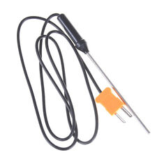 K-Type Thermocouple Stainless Steel Probe for Digital Temperature Thermometer HC