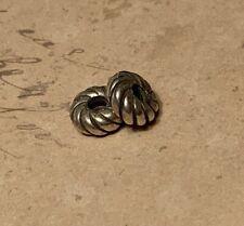 Brighton MINI ROPE & ROLL STOPPER ABC Bead for Mini Necklace/Bracelet-Lot of 2