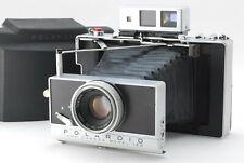 POLAROID Model 180 Instant Film Camera w/ Tominon 114mm F/4.5 From JAPAN #879