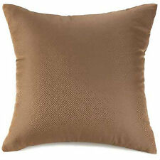 Osaka Throw Pillow Home Decorative Sofa Accent Polyester Brown Couch Cushion