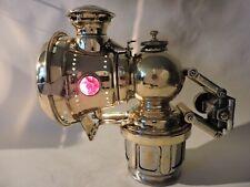 Carbide bicycle lamp