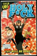 "HOLY F*CK #1 ""Thy Will Be Done!!!"" (2014 ACTION Comics Danger Zone) ~ VF-NM Book"