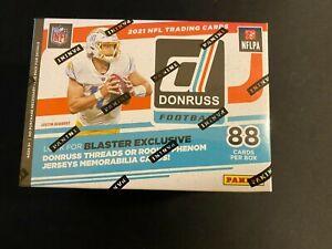 2021 Donruss Football NFL Blaster Box - Factory Sealed Brand New