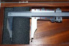 Brown Amp Sharpe 27 Vernier Calipers Model 570 With Original Box