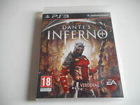 JEU PS3 - DANTE'S INFERNO - COMPLET