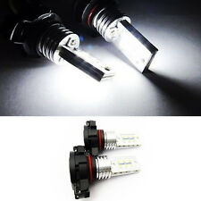2x 5202 9009 H16 SAMSUNG LED Daytime Running Light For Cadillac CTS EXT Escalade