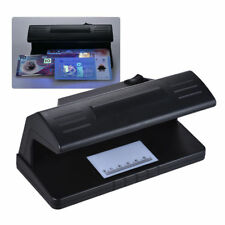UV Blue Light Practical Counterfeit Bill Currency Fake Money Detector Checker US