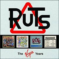 The Ruts - The Virgin Years [CD]