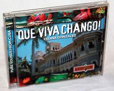 CD QUE VIVA CHANGO! - Celina Gonzalez