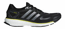 adidas Energy Boost Men's Running Shoes, Size 9 - Black/Yellow