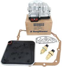 A604 Dodge Chrysler Solenoid Pack Trans Service Filter Kit + Speed Sensors 21379