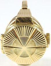 VINTAGE Oro Svizzera 21 Gioiello Orologio Rotary dimensioni dell'anello o 1/2 è appena stata revisionata