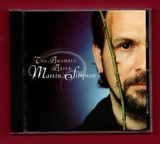 MARTIN SIMPSON - The Bramble Briar (2001 13 trk CD album) Martin Carthy