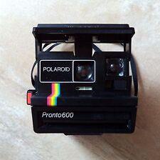 Polaroid Pronto 600 Land Camera, Rainbow. Vintage instant camera. Rare