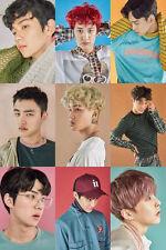 EXO-[EX'ACT] 3rd Album CHINESE LUCKY ONE Ver CD+124p Photobook+Card K-POP EXACT