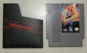 LAST ACTION HERO, Nintendo NES, Authentic Tested Working, Game Cartridge