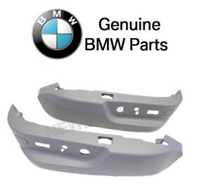 For BMW 740i 740iL 750iL 528i 540i 525i 530i OES Seat Switch Covering Set Gray