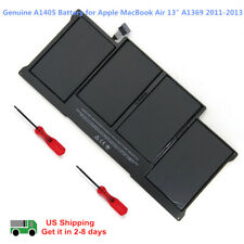 OEM Genuine A1405 Battery For Apple Macbook Air 13 inch...