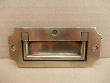 ancienne  poignée- commode-armoire -malle-valise en bronze-