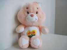 "13"" Vintage Care Bears~ Friend Bear Plush Stuffed Animal"