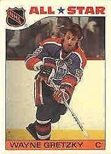 Topps Edmonton Oilers Original Single Hockey Trading Cards