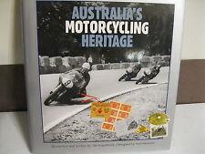 AUSTRALIA'S MOTORCYCLING HERITAGE BY JIM SCAYBROOK