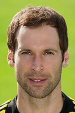 Football Photo>PETR CECH Chelsea 2013-14