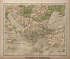 180 maps Turkey Turkish history Otttoman Empire old Dvd